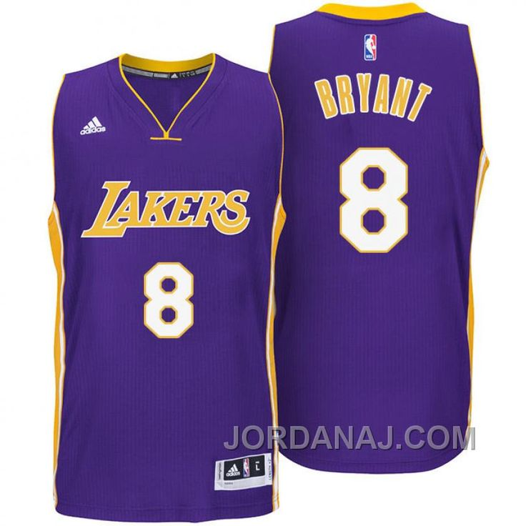 9699ecc21eb Buy Los Angeles Lakers Roy Hibbert New Swingman Road Purple Jersey from  Reliable Los Angeles Lakers Los Angeles Lakers Kobe Bryant 8 ...