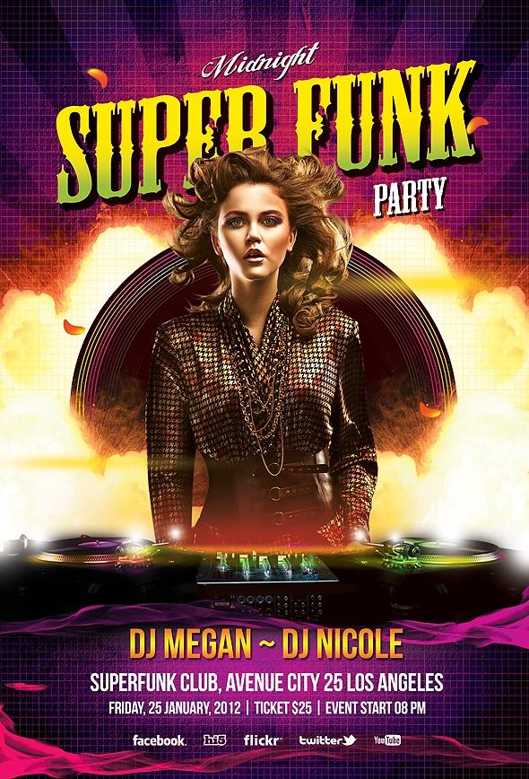 Various Super Disco Party