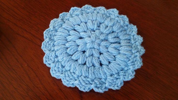 モット泡立て!アクリルたわしの作り方 編み物 編み物・手芸・ソーイング 作品カテゴリ アトリエ