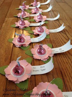 Melanie Makes: Valentine Treats for School