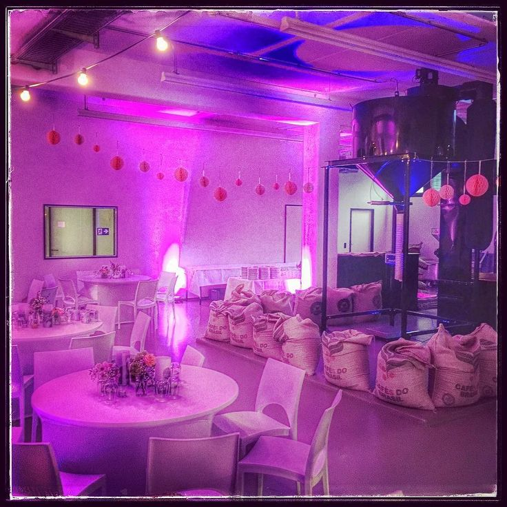 Special Location for a Special Wedding - auch in einer Kaffeerösterei kann man feiern bei den passendem Licht... #perkins #089DJ #weddingparty #djservice #djmünchenperkins