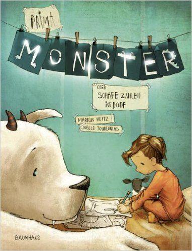 Prima, Monster!: Oder: Schafe zählen ist doof Baumhaus Verlag: Amazon.de: Markus Heitz, Joëlle Tourlonias: Bücher