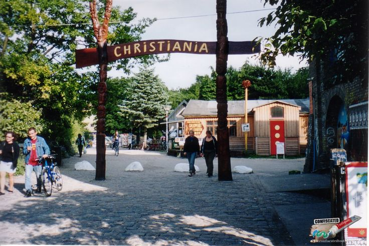 Denmark. Christiania in Copenhagen. All the Countries I Have Visited … Plus Photos http://www.confiscatedtoothpaste.com/all-the-countries-i-have-visited-plus-photos/