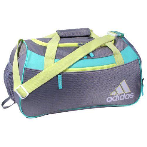 adidas Women's Squad II Duffel Bag, Mid Grey/Glow/Bahia Mint adidas,http://www.amazon.com/dp/B00DF3G1IY/ref=cm_sw_r_pi_dp_UwMatb0H7PS4QAJ3