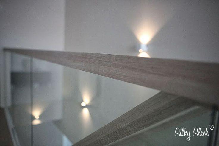 Glass banister  http://silkysleek.blogspot.fi/