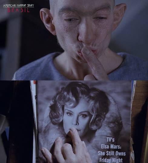 "#AmericanHorrorStory #FreakShow   04x10 ""Orphans""   FX"