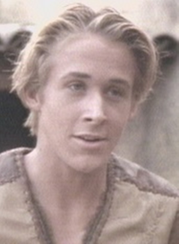 Ryan Gosling - Young Hercules