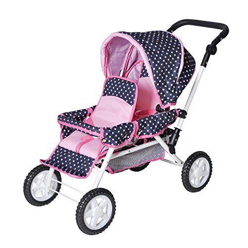 Knorrtoys 16662 - Zwillingswagen Big Twin - Ocean Pink Dots, http://www.amazon.de/dp/B00KSA2Q5E/ref=cm_sw_r_pi_awdl_xs_KjNtyb85T3RHC