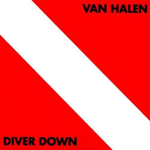 USED CASSETTE Released in 1982, Diver Down is the fifth studio album by American hard rock band Van Halen. It spent 65 weeks on the album chart in the United States and had, by 1998, sold four million