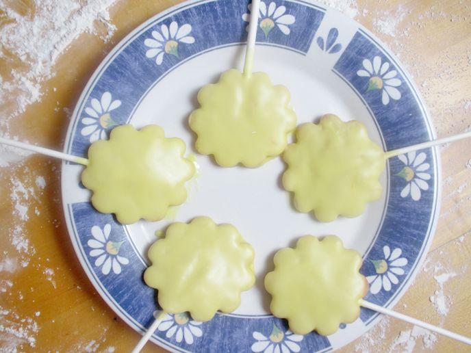 Lemon Sunshine Cookies Recipes — Dishmaps