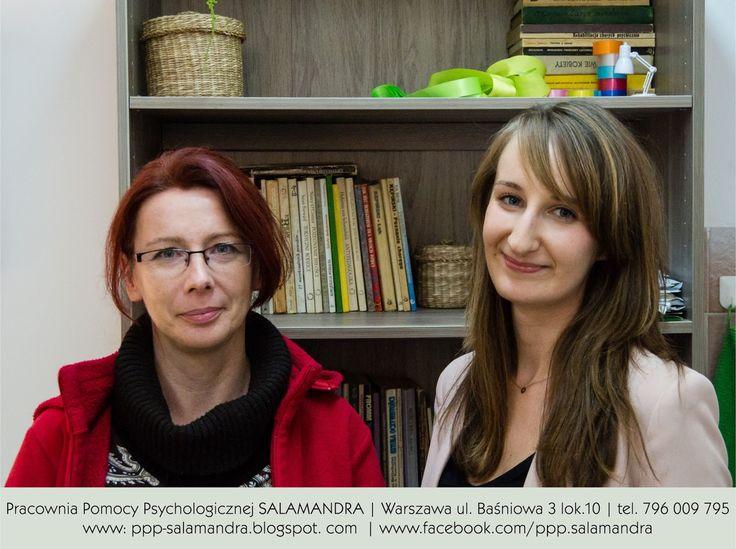 Elżbieta Grabarczyk (psycholog) i Karolina Leontowicz (dietetyk)