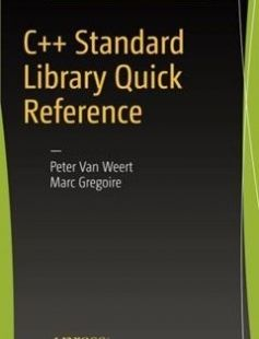 C Standard Library Quick Reference free download by Peter Van Weert Marc Gregoire (auth.) ISBN: 9781484218754 with BooksBob. Fast and free eBooks download.  The post C Standard Library Quick Reference Free Download appeared first on Booksbob.com.