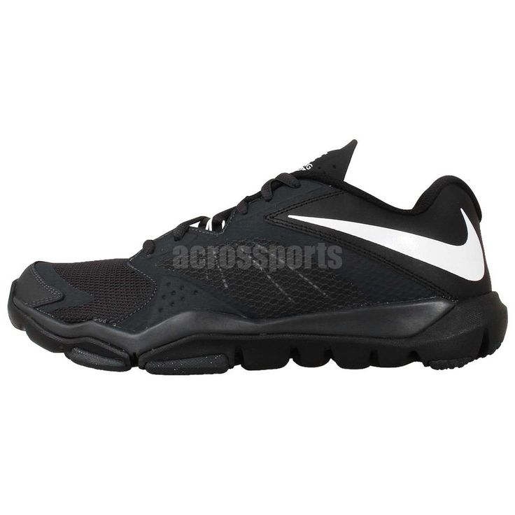 Nike Flex Supreme TR 3 Black White 2014 Mens Cross Training Shoes Trainer  Check full collections