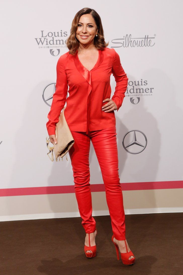 Pin for Later: Seht alle Stars bei der Tribute to Bambi Gala in Berlin Simone Thomalla
