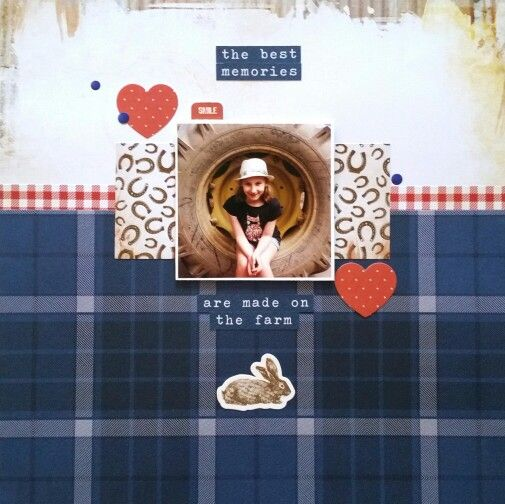 Kaisercraft : Old Mac collection : the best memories layout by Amanda Baldwin
