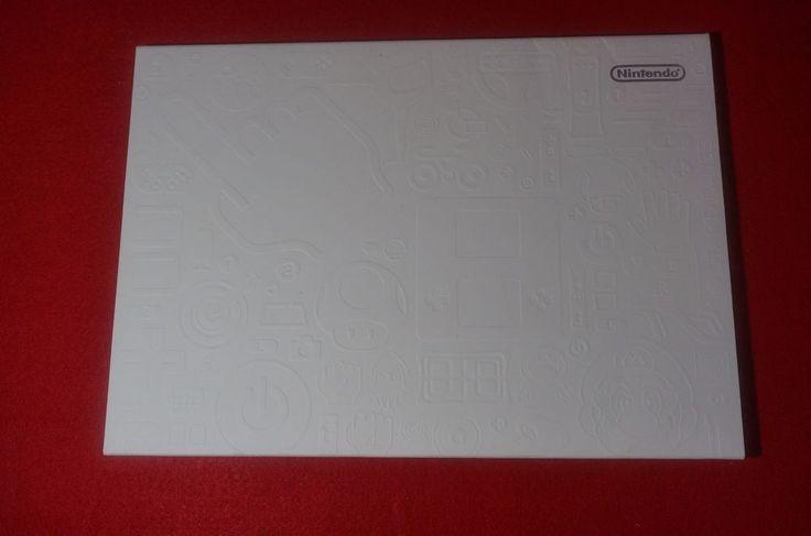 RARE NINTENDO Company brochure Book Not for sale 2010 Mario Zelda Wii Swich U #NINTENDO