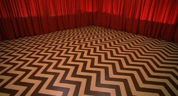 Twin Peaks floors, holy cow