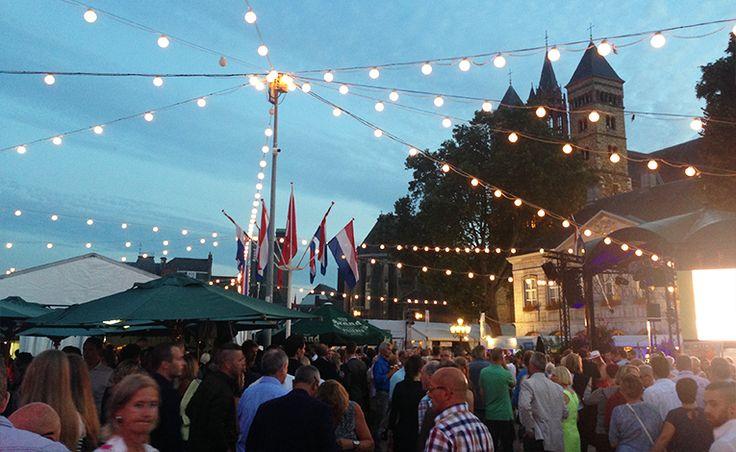 Preuvenemint Food Festival in Maastricht, Netherlands