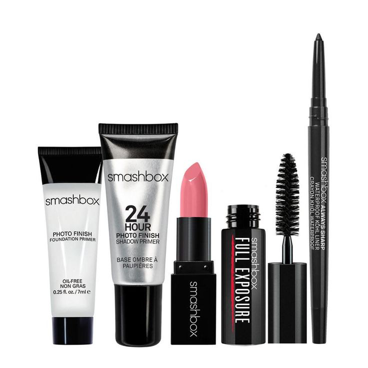 Get a free gift with any Smashbox products over $35.00!!!