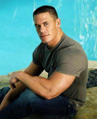 John Cena.. yep.