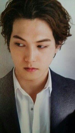 The way he stares. Wait!!! Nooooo...