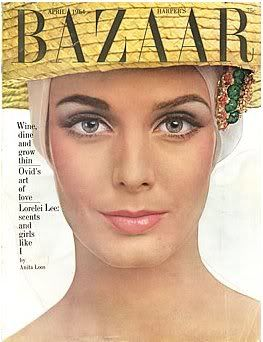 Harper's Bazaar April 1963 - By Skolsky