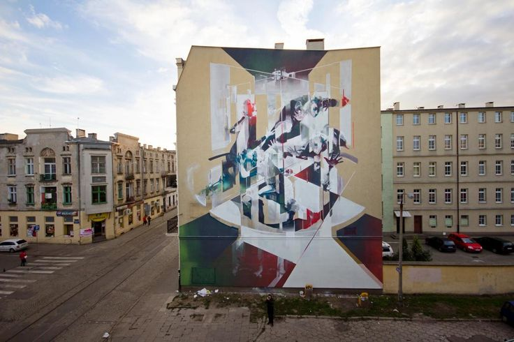Fundacja Urban Forms #streetart #lodz #urban #forms #urbanforms