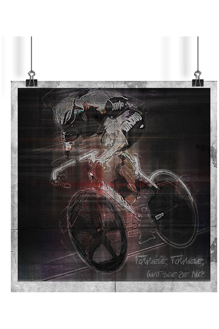 Set of illustrations for print with theme of the best one. Tom Boonen. Illustration used Postmodern & Abstract Art with texturized white, black and red colours available in .tiff & .jpeg format with size 2000 x 2000 px. Very effective as decoration in living room or any space with unique design.