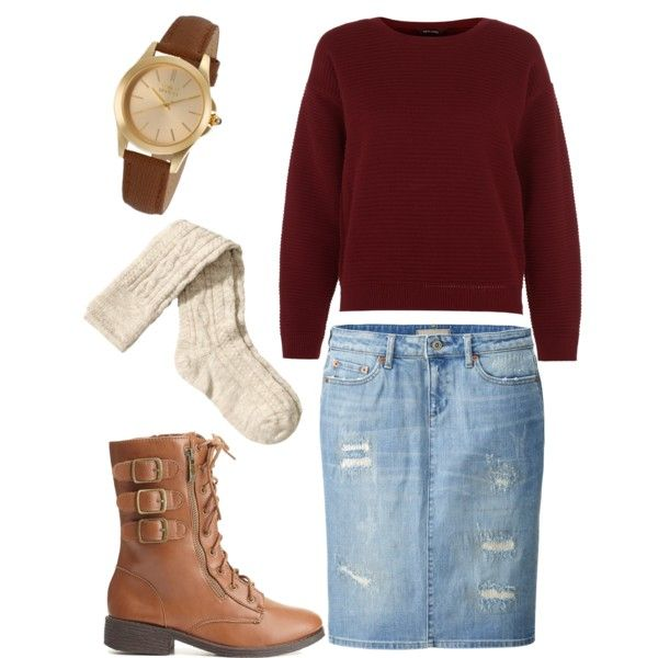 """Pentecostal outfit for fall/winter #3"" by jackieecruz on Polyvore I Fall color combo <3..."
