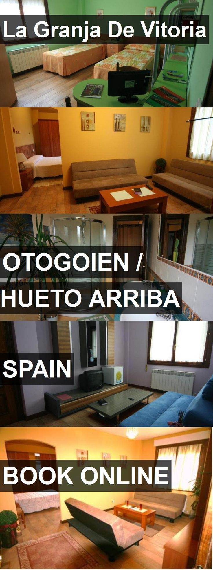 Hotel La Granja De Vitoria in Otogoien / Hueto Arriba, Spain. For more information, photos, reviews and best prices please follow the link. #Spain #Otogoien/HuetoArriba #LaGranjaDeVitoria #hotel #travel #vacation
