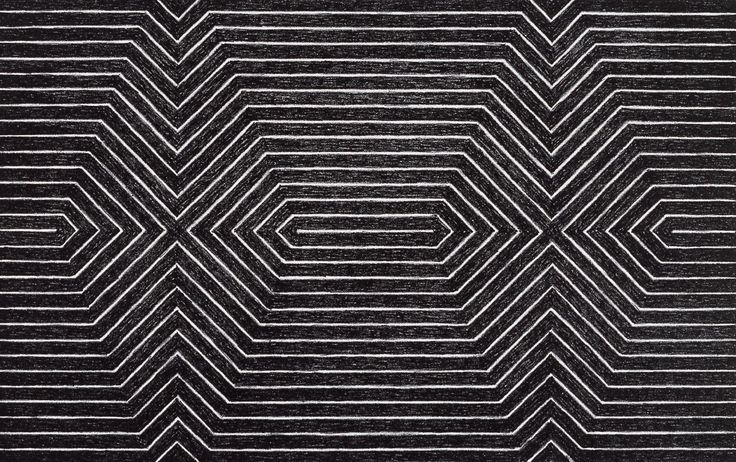 Frank Stella '[title not known]', 1967 © ARS, NY and DACS, London 2015