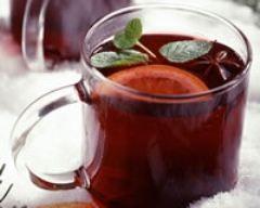 Vin chaud facile (rapide) - Une recette CuisineAZ