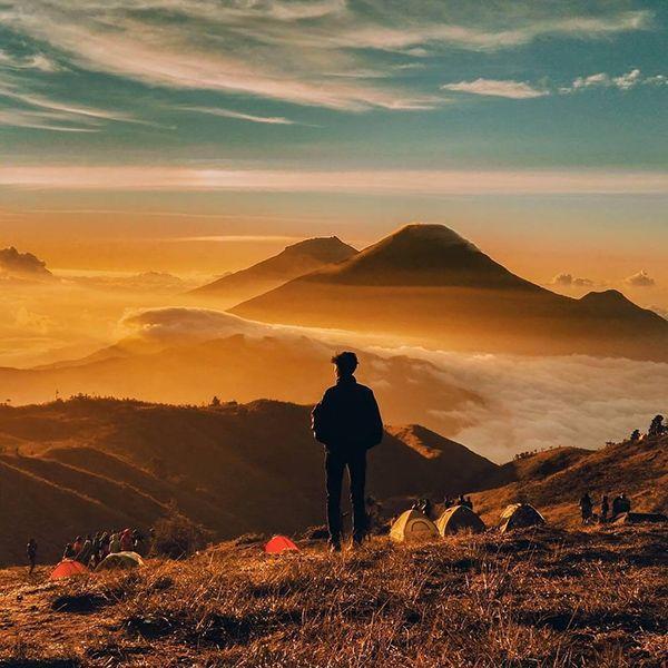 Gunung Prau, Dieng, Jawa Tengah @tusukgigi_