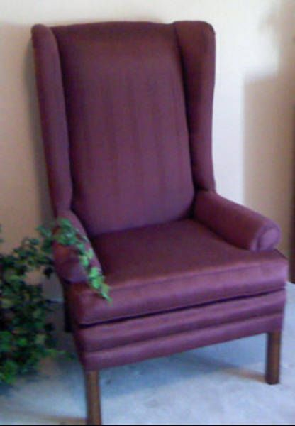 * WING BACK CHAIRS - PAIR - Castanet Classifieds