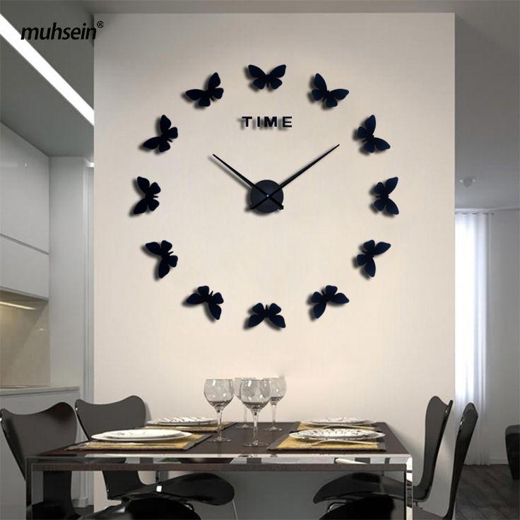 The 25 best Large wall clocks ideas on Pinterest Big clocks