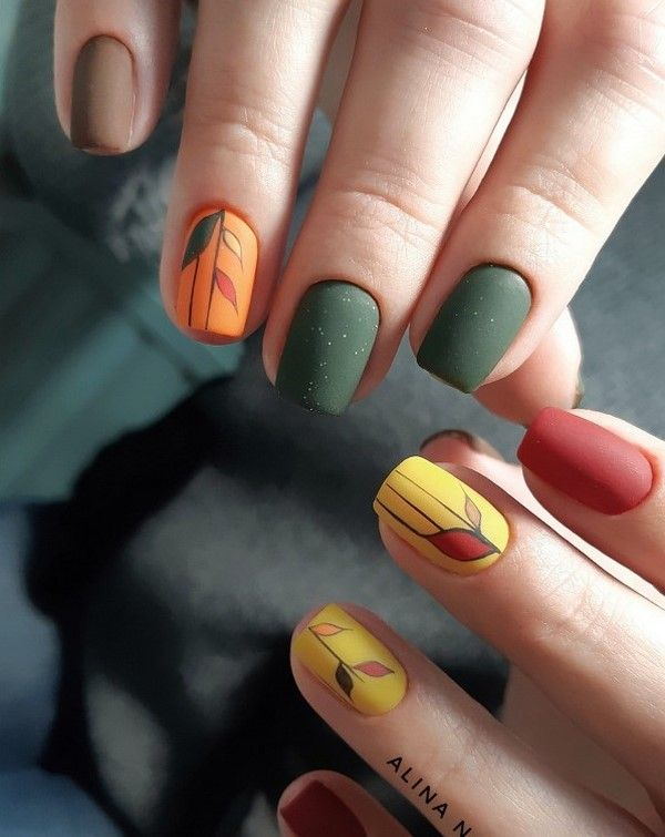 100+ Newest Creative Nail Design Images 2019-2020 | Nail design ...