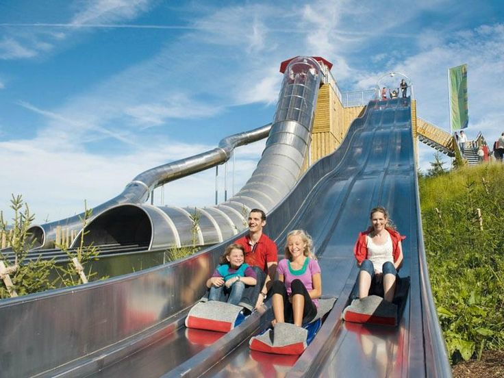 Freizeitpark Ravensburger Spieleland (family fun park) - Meckenbeuren, Germany