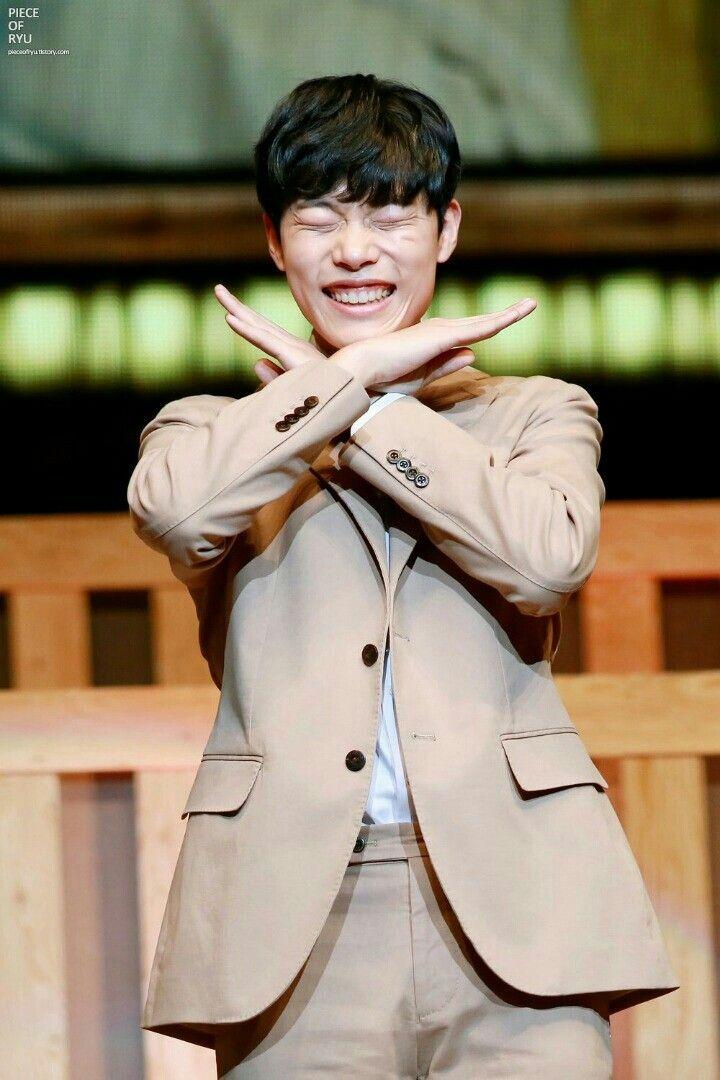 RyuJunYeol @fanmeeting 1st