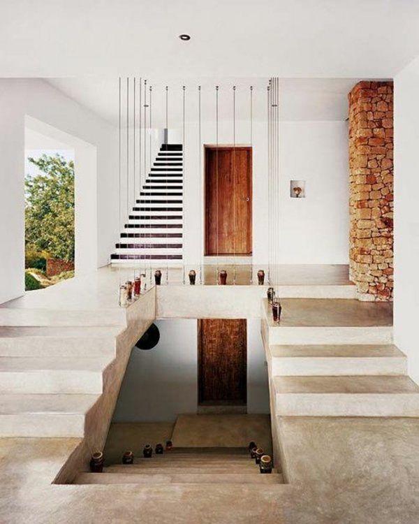 ber ideen zu rustikale treppe auf pinterest treppe gel nder und treppenl ufer. Black Bedroom Furniture Sets. Home Design Ideas
