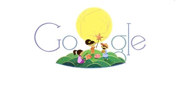 Together with google search tab enjoy the time of Vietnamese Mid-Autaumn Festival