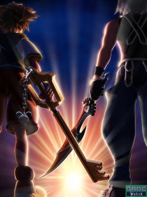 Kingdom Hearts: Dream Drop Distance: Heart 3D, Kingdom Heart Riku, Heart Dream, Videos Games, Kingdomheart, Kingdom Heart 3, Dream Drop, Kingdom Hearts, Awesome Art