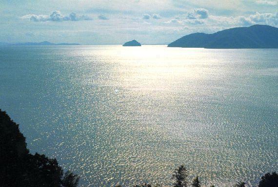 瀬戸内海 Water flow