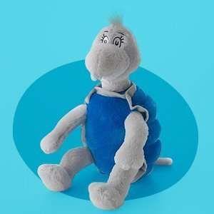 diy dr. seuss costumes | Dr. Seuss Yertle The Turtle 13 Plush Kohls Toys & Games