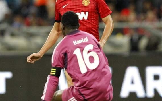 http://u.goal.com  AmaZulu goalkeeper Tapuwa Kapini