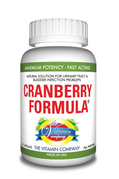 The Vitamin Company Cranberry Formula