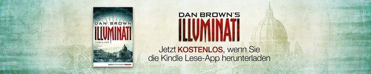 Dan Brown's Illuminati: jetzt kostenlos, wenn Sie die Kindle Lese-App herunterladen.