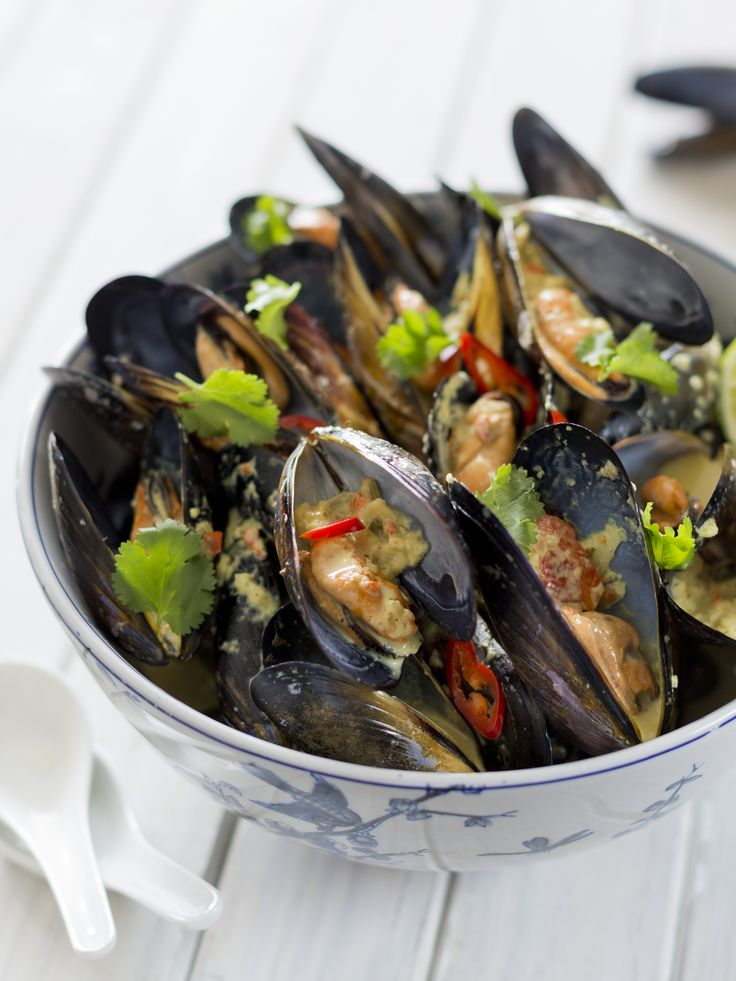 Asian-style mussels | Thermomix cookbook | Cooking for me and you | #Cookingformeandyou
