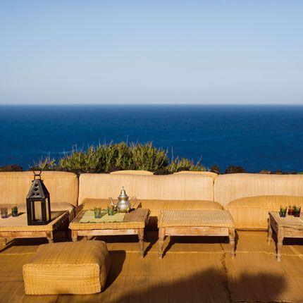 Atelier-M Living: Giorgio Armani - Beach House on the island of Pantelleria off Tunisia