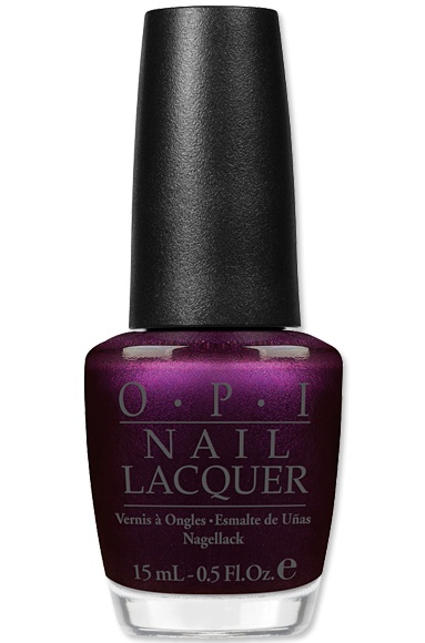 OPI Every Month Is Oktoberfest Nail Lacquer