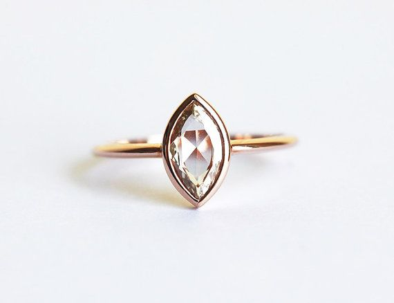 Hey, I found this really awesome Etsy listing at https://www.etsy.com/il-en/listing/229411877/rose-gold-diamond-engagement-ring